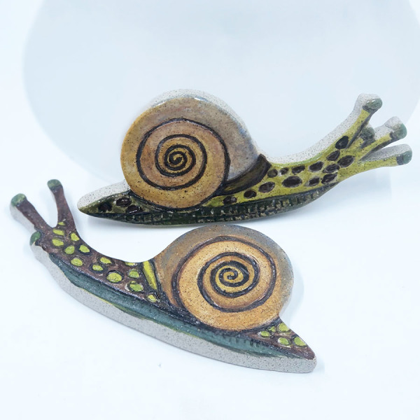 back splash, snail, mosaic, art tile